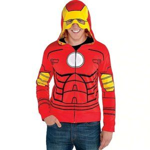 Marvel Iron Man Zip up hoodie Kids